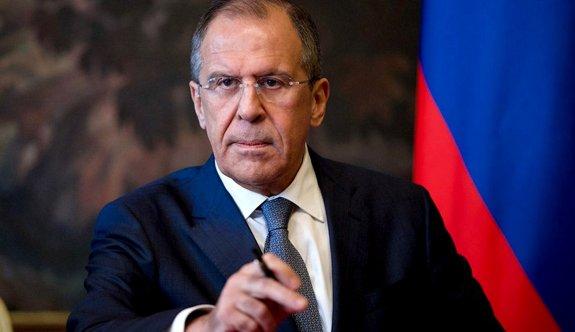 Lavrov'dan Cenevre açıklaması