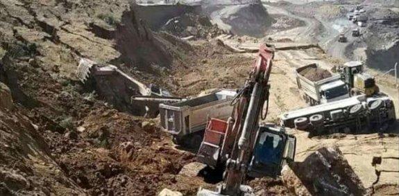 Maden faciasında 1 ay önceden uyarı yapılmış
