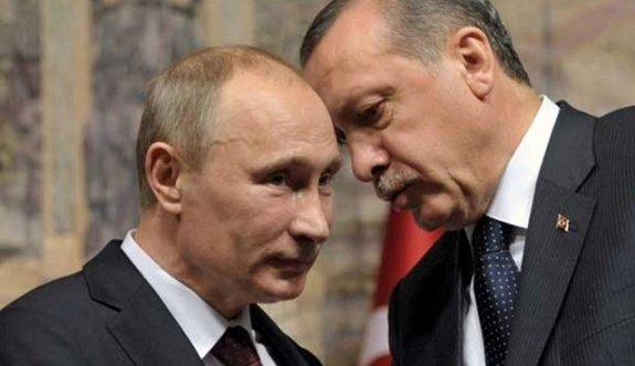 Putin: Erdoğan'la barışın devamını önereceğiz