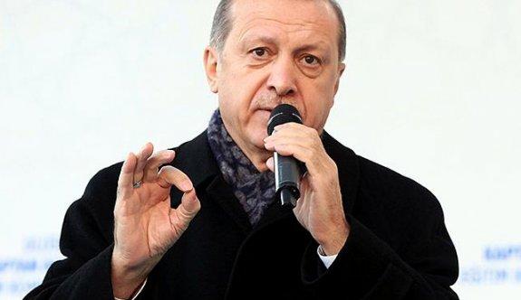 Suikast sonrası Erdoğan'dan sert tepki: Kalleşçe, alçakça!