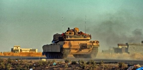 TSK: DAEŞ 30 sivili katletti