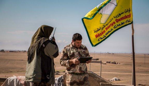 ABD'den Demokratik Suriye Güçleri'ne 'PKK' desteği