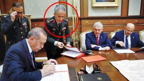 Albay Fehmi Atuk'ta FETÖ'den tutuklandı