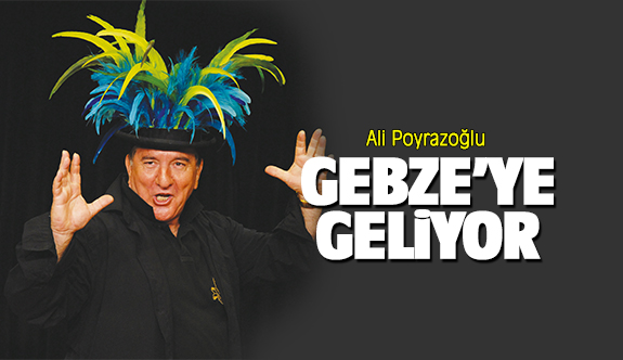 Ali Poyrazoğlu Gebze'ye geliyor!