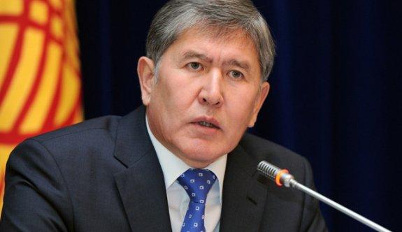 'Atambayev'in FETÖ'den para aldığını düşünüyorum!'
