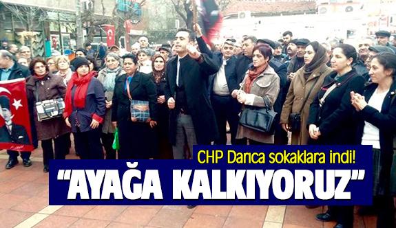 CHP Darıca sokaklara indi!