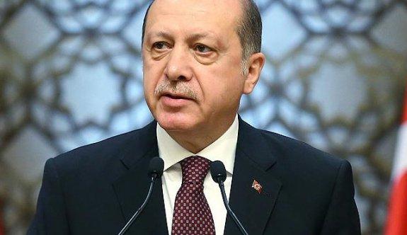 Cumhurbaşkanı Erdoğan: Güçlü olduğumuz için saldırıyorlar!