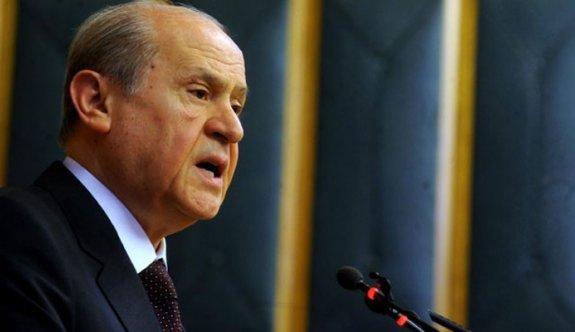 Devlet Bahçeli'den CHP açıklaması