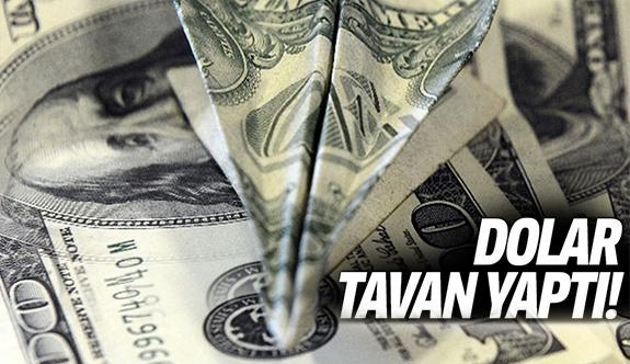Dolar yeni haftaya yeni tarihi zirvelerde başladı