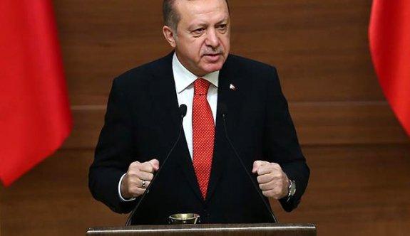 Erdoğan'dan erken seçim mesajı