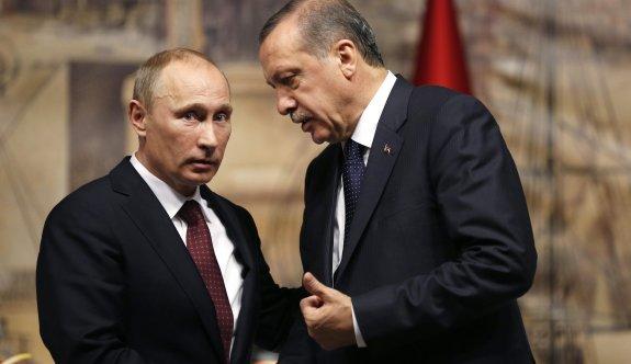 Erdoğan-Putin görüşmesini doğruladı