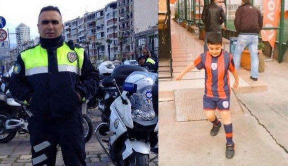 Galatasaray'dan, şehit polisin oğluna destek; Söz verdik!