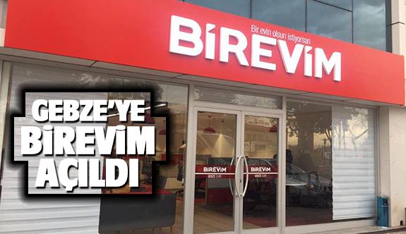 Gebze'ye Birevim açıldı