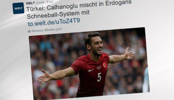 Hakan Çalhanoğlu'nun 'evet' demesi Almanları rahatsız etti!