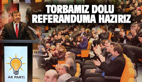 Karabacak: Referanduma hazırız