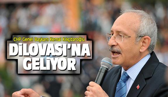Kılıçdaroğlu Dilovası'na geliyor!
