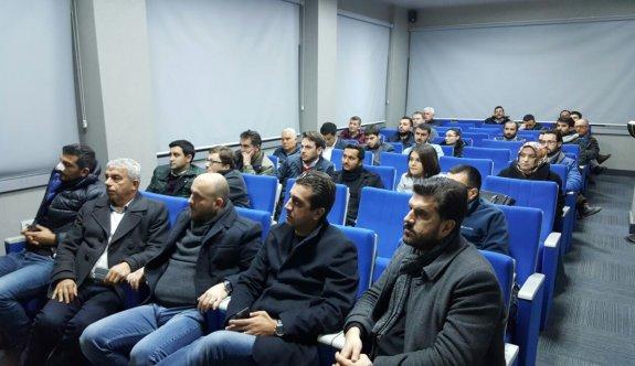 Kocaeli İMO ve HİLTİ'den ortak seminer