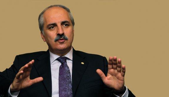 Kurtulmuş:   'AK Parti ve MHP'nin ortak bir referandum kampanyası yürütmesi söz konusu değildir.