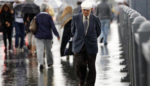 Meteoroloji İstanbul hava durumu için saat verdi