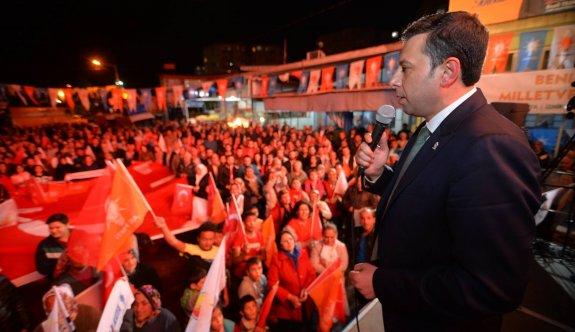 MHP'de Başkanlık çatlağı: Genel Başkan Yardımcısı istifa etti