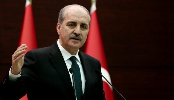 Numan Kurtulmuş, Suriye politikasını eleştirdi