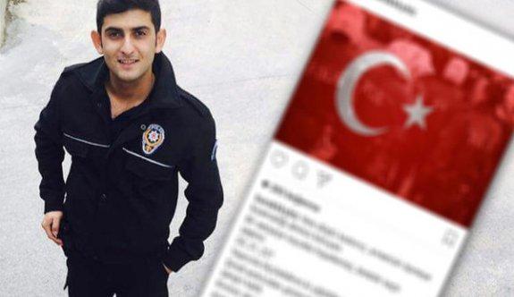 Ortaköy'deki saldırıda şehit olan polisin paylaşımı yürekleri dağladı