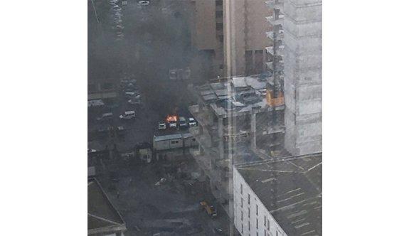 Patlama ile ilgili ilk resmi açıklama geldi