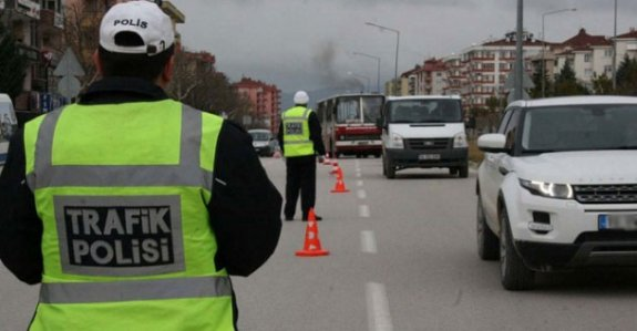 Trafik cezalarına yeni düzenleme