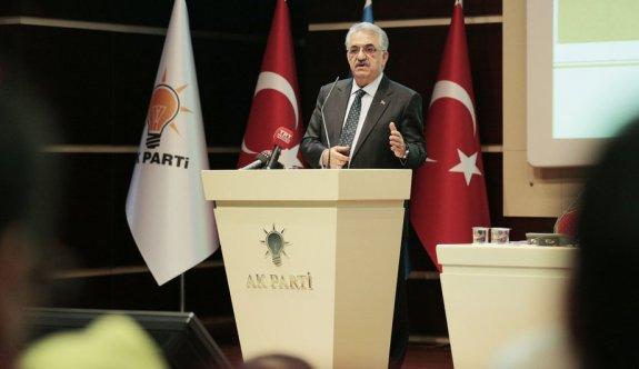 AK Parti'de referandum çalışmaları başladı