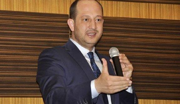 Ak Parti'li Ozan Erdem istifa etti