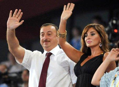'Aliyeva'nın görevi FETÖ ile ilgili!'