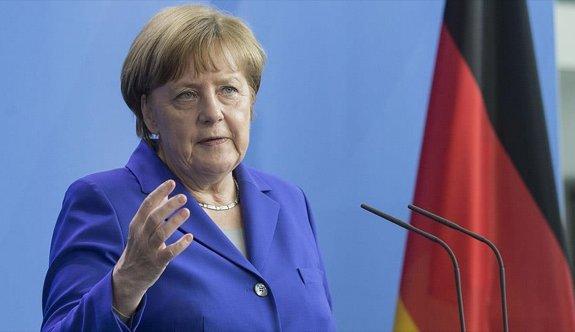 Angela Merkel, Türkiye'ye geldi
