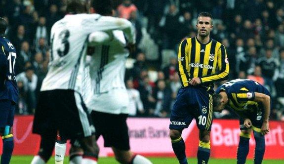 Beşiktaş - Fenerbahçe derbisi PFDK'lık oldu!