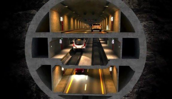 Boğaz'a İstanbul Tüneli Projesi geliyor!