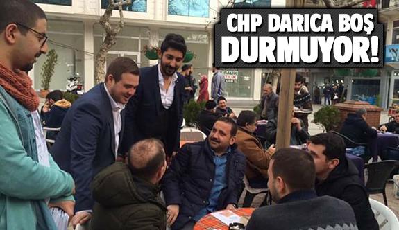 CHP Darıca boş durmuyor!