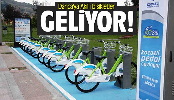 Darıca'ya Akıllı bisikletler geliyor!