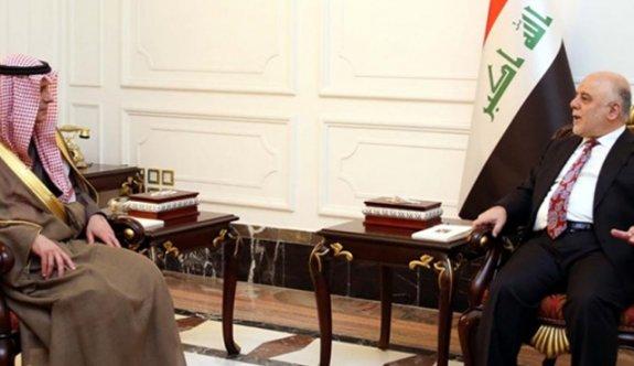Dışişleri Bakanı Cubeyr, Bağdat'ta