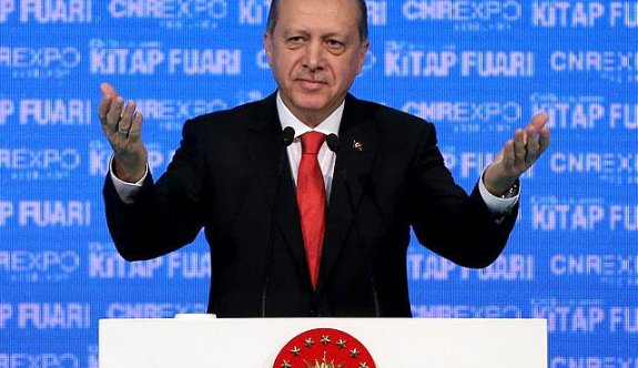 Erdoğan'dan gençlere twitter uyarısı