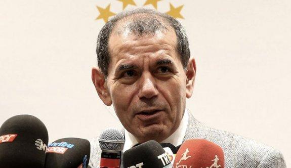 Fatih Altaylı'dan, Dursun Özbek'e tepki