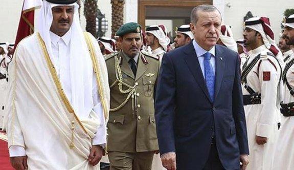 Katar, kara gün dostu olduğunu gösterdi.