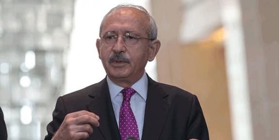 Kılıçdaroğlu: AYM'ye niye gitmedik?