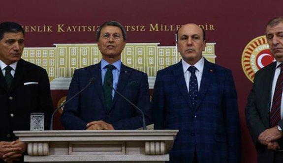 MHP'nin 'hayırcıları' sahaya iniyor!