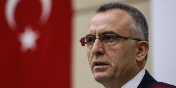 Naci Ağbal referandum bütçesi ile ilgili açıklama yaptı