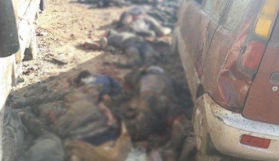 ÖSO karargahına saldırı: En az 35 ölü