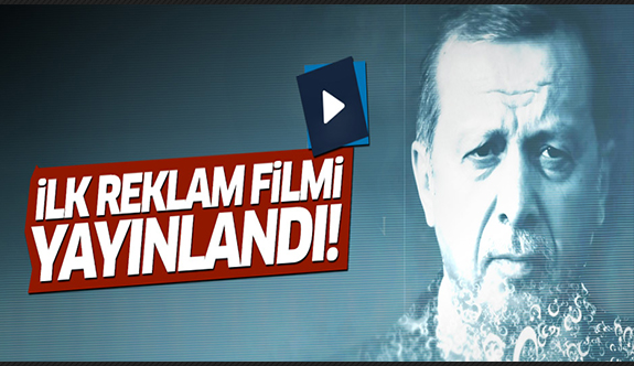 Referandumun ilk reklam filmi: Geleceğe cüret edin