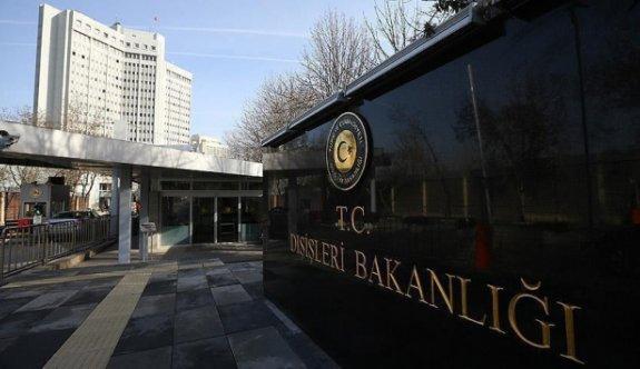 Türkiye'den Ermenistan'a referandum tepkisi!