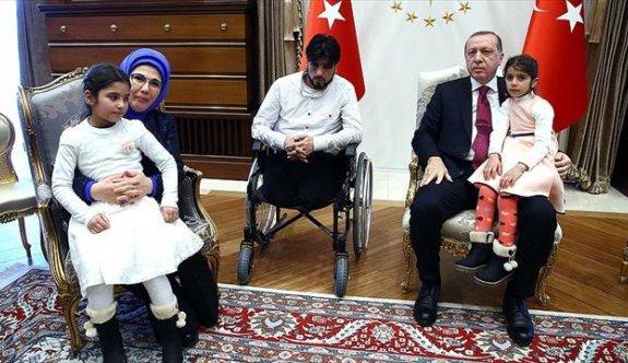 """""""Türkiye'ye minnettarım, teşekkür ediyorum"""""""