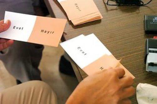 YSK referandum tarihini açıkladı