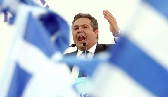 Yunan bakan Türkiye'yi tehdit etti