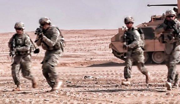 '2 bin 500 ABD askeri Kuveyt'e gönderildi'